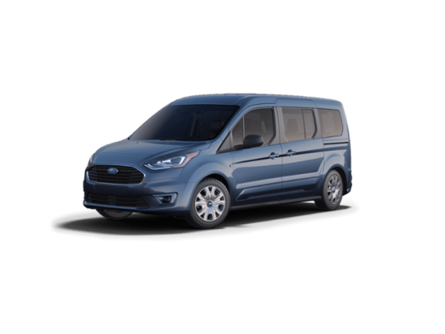 2019 Ford Transit Connect XLT LWB W/Rear Liftgate Minivan/Van